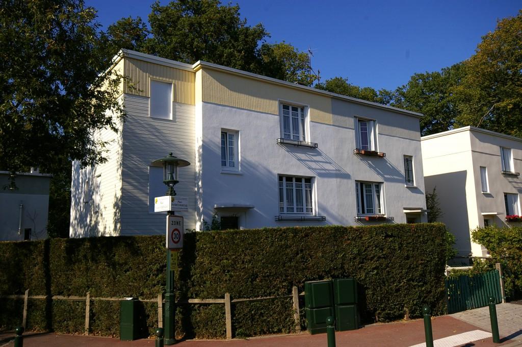Extension Bois - Le Plessis Robinson